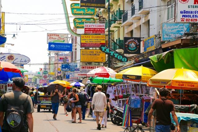 タイ語を使う風景